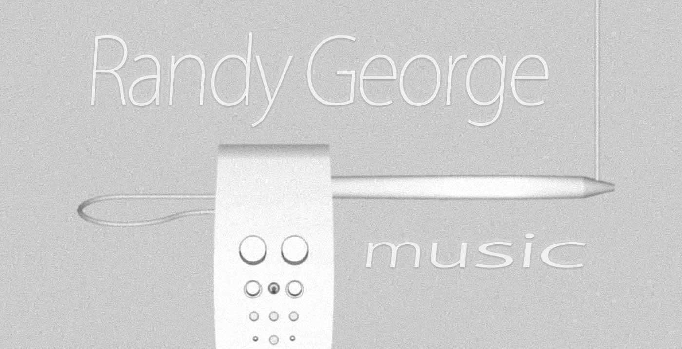 Randy George Music Theremin logo