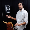 Theremin Lessons by Randy George